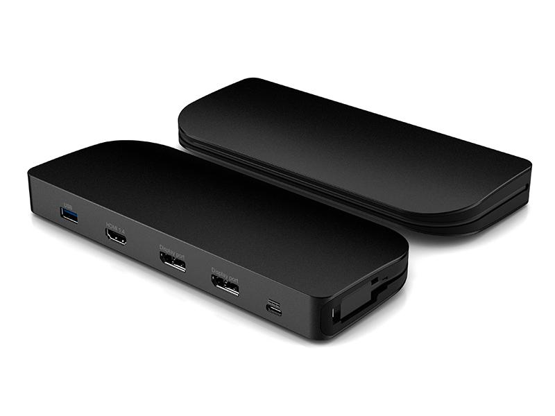 USB-C DP x3 output adapter, PD3.0
