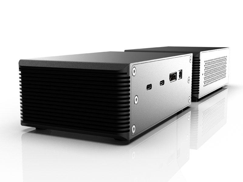 TBT3 M.2 NVMe SSD x2 Enclosure
