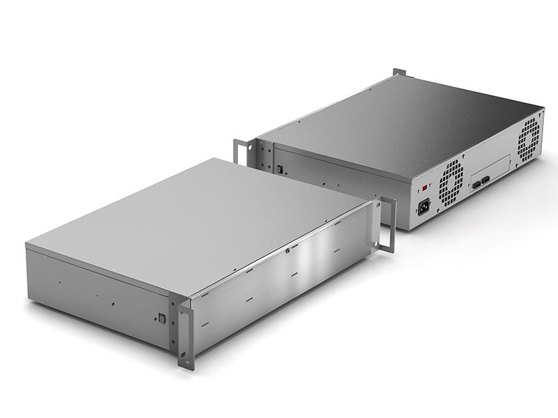 """mini-SAS 2U 8bay 3.5"""" SAS and SATA HDD Enclosure"""
